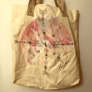 Volcome large size tote